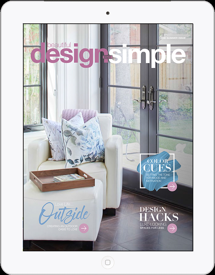 Interior Design Magazine, Digital Magazine